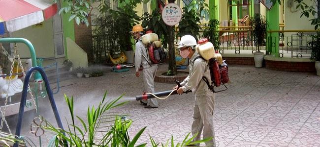 Đơn vị diệt côn trùng quận Bình Thạnh