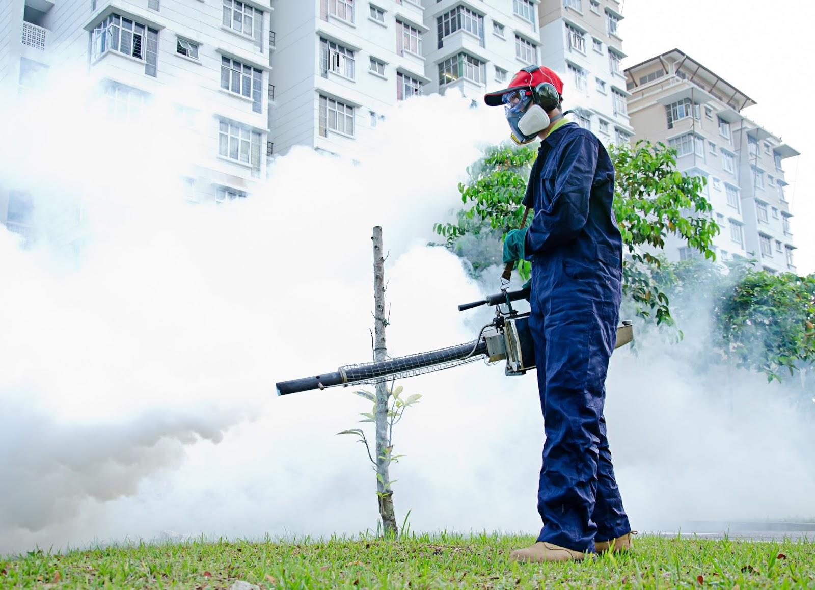 Công ty diệt côn trùng tại Cao Bằng