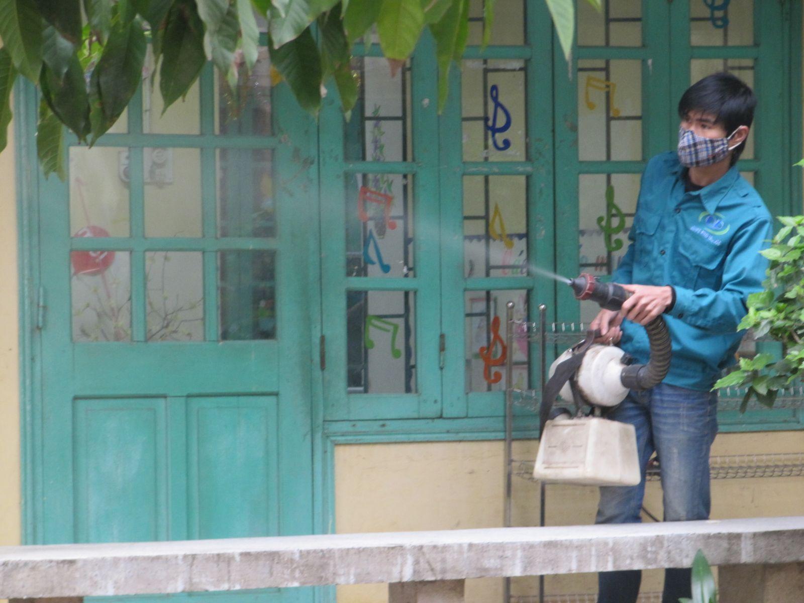 Công ty diệt côn trùng tại Lào Cai