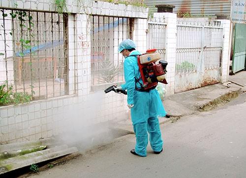 Dịch vụ diệt muỗi tại nhà ở Quảng Nam