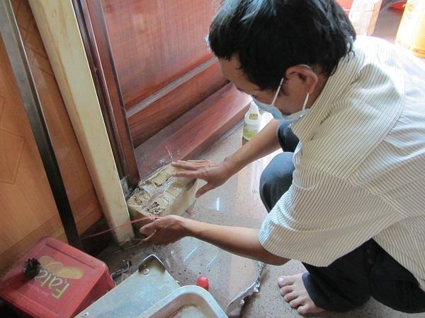 Dịch vụ diệt côn trùng huyện Hóc Môn