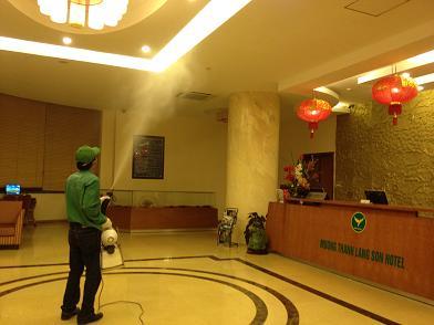 diệt côn trùng tại Quảng Ninh