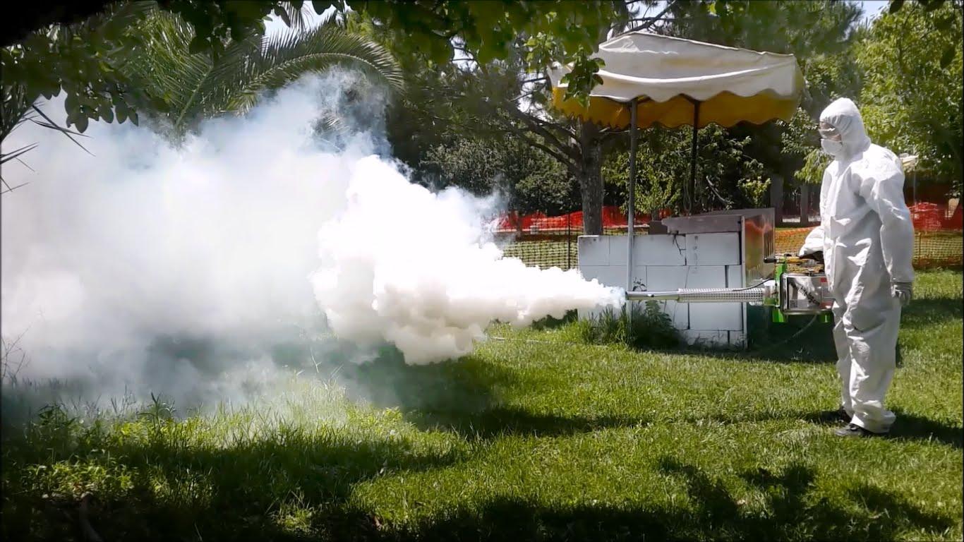 Dịch vụ phun thuốc diệt côn trùng tại Hậu Giang