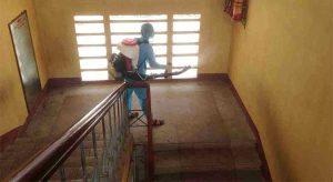 Phun diệt muỗi tại Huyện Phúc Thọ
