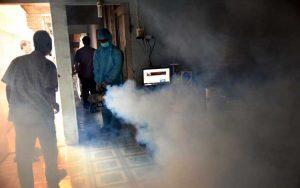 phun diệt muỗi tại Huyện Đông Anh