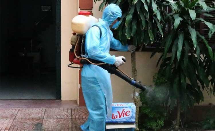 phun diệt muỗi tại Huyện Thanh Oai