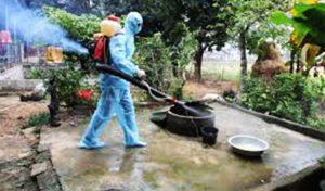 phun thuốc diệt ruồi tại Hải Dương