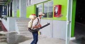 phun thuốc diệt ruồi tại Nha Trang