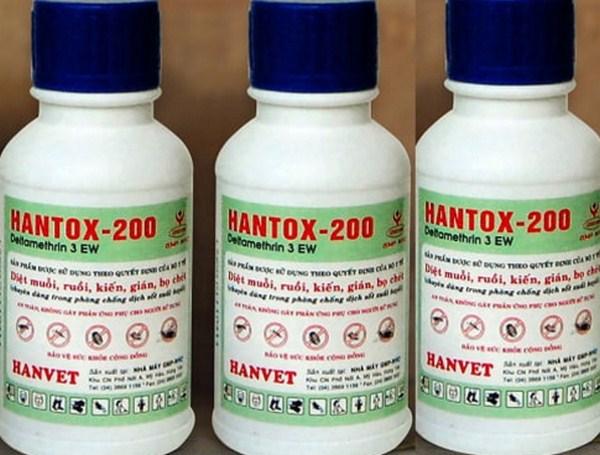 thuốc diệt côn trùng Hantox 200