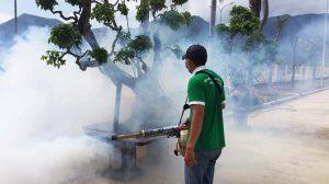 Dịch vụ phun diệt muỗi tại Thái Nguyên